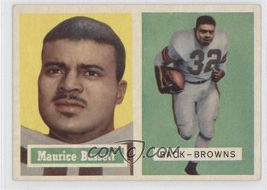 1957 Topps #64 - Maurice Bassett