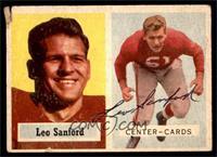 Leo Sanford [Altered]