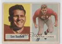 Leo Sanford [Good to VG‑EX]