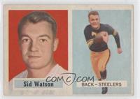 Sid Watson
