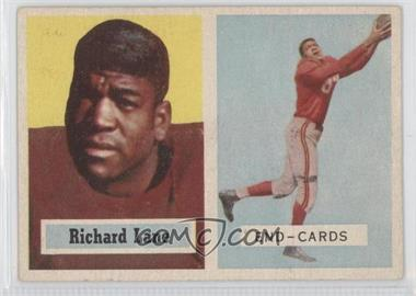 1957 Topps #85 - Dick Lane [GoodtoVG‑EX]