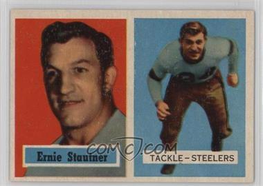 1957 Topps #92 - Ernie Stautner