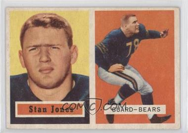 1957 Topps #96 - Stan Jones