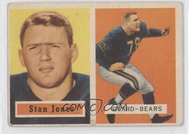 1957 Topps #96 - Stan Jones