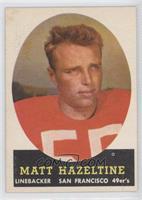 Matt Hazeltine