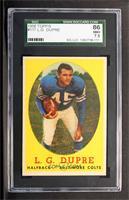 L.G. Dupre [SGC86]