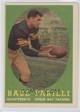 1958 Topps - [Base] #118 - Babe Parilli