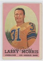 Larry Morris [GoodtoVG‑EX]