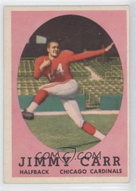1958 Topps - [Base] #65 - Jimmy Carr