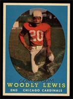 Woodley Lewis [NM]