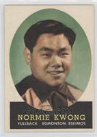 Normie Kwong