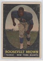 Rosey Brown [PoortoFair]
