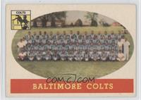 Baltimore Colts Team [Good to VG‑EX]
