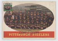 Pittsburgh Steelers Team [GoodtoVG‑EX]