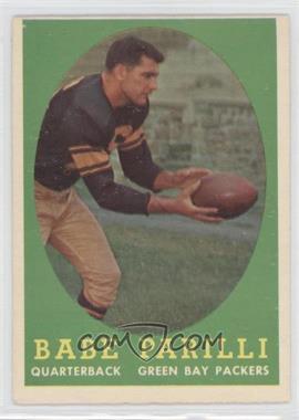 1958 Topps #118 - Babe Parilli