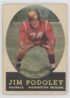 Jim Podoley [Good to VG‑EX]