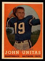 Johnny Unitas [EX MT]