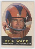 Billy Wade