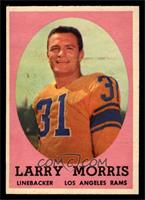 Larry Morris [EX MT]