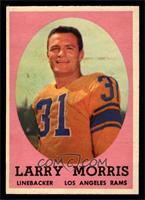Larry Morris [EXMT]