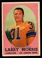 Larry Morris [EX]