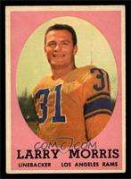 Larry Morris [VG]
