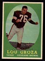 Lou Groza [NM]