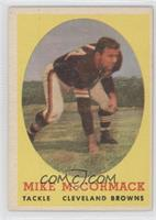 Mike McCormack