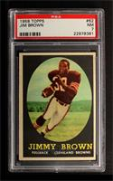 Jim Brown [PSA 7]