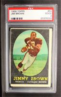 Jim Brown [PSA 2]