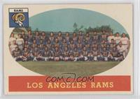 Los Angeles Rams Team