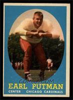 Earl Putman [EX]