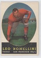 Leo Nomellini