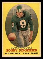 Sonny Jurgensen [NM]