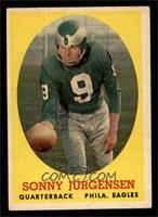 Sonny Jurgensen [EX]