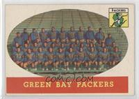 Green Bay Packers Team [Good to VG‑EX]