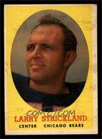 Larry Strickland [VG]