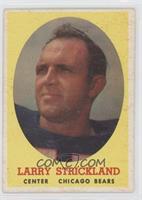 Larry Strickland