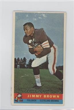 1959 Bazooka #N/A - Jim Brown [Good to VG‑EX]