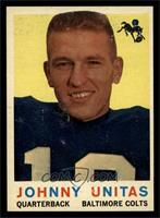 Johnny Unitas [VG EX]