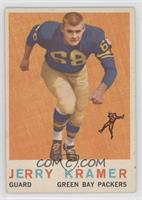 Jerry Kramer [Good to VG‑EX]