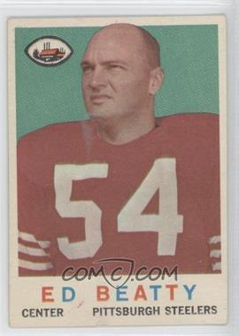 1959 Topps - [Base] #48 - Ed Beatty