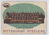 Steelers Team [Good to VG‑EX]
