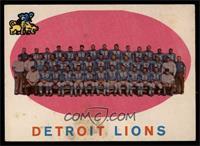 Detroit Lions [VG]