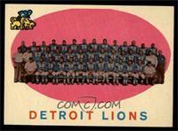 Detroit Lions [EXMT]