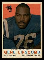 Gene Lipscomb [EX]
