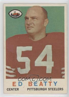 1959 Topps #48 - Ed Beatty