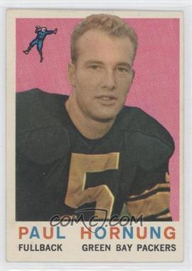1959 Topps #82 - Paul Hornung