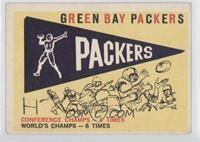 Green Bay Packers Team [GoodtoVG‑EX]