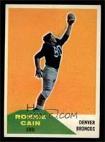 Ronnie Cain [NM]